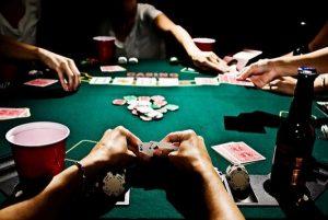 โป๊กเกอร์ : poker