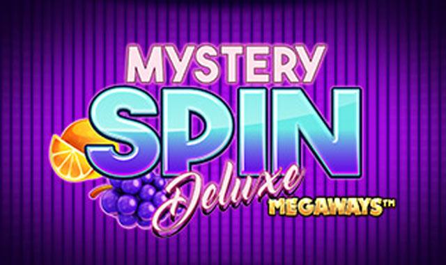 เกมพิมพ์เขียว Retro Mystery Spin Deluxe Mega Way มีสัญลักษณ์ผลไม้แบบดั้งเดิม