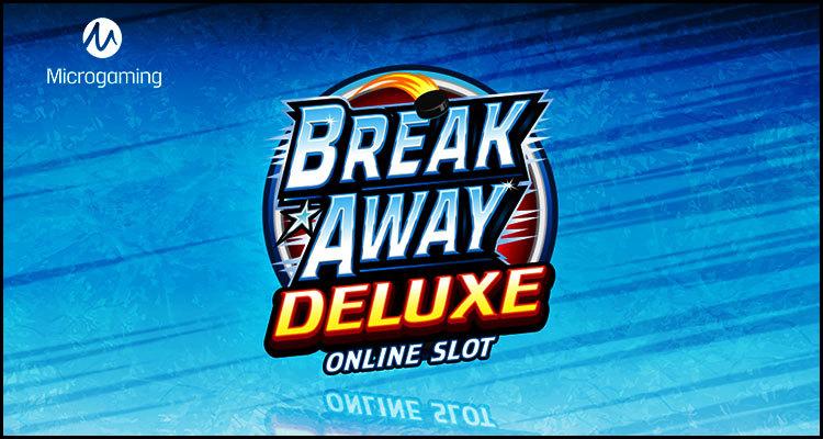 Microgaming มุ่งหน้าสู่น้ำแข็งด้วยการเปิดตัววิดีโอสล็อต Break Away Deluxe