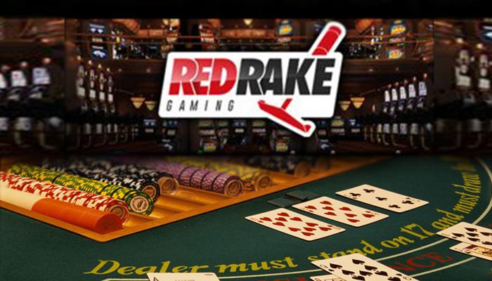 Red Rake Gaming นำเสนอเนื้อหาของคาสิโนระดับโลก Aspire
