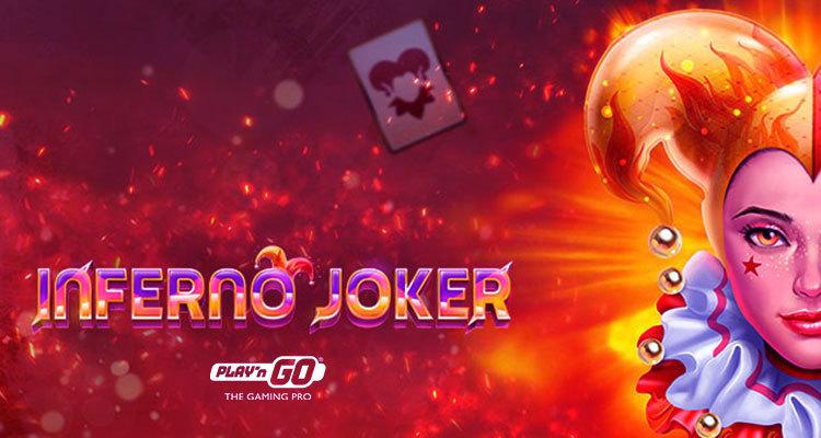 Play'n GO ประกาศเกมใหม่สองเกม: Fiery Inferno Joker และ 3-Hand Casino Hold'em