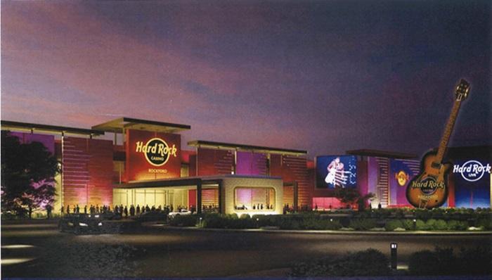 City of Rockford แนะนำข้อเสนอคาสิโนจาก Hard Rock International